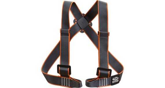 Climbing Technology Torse - Baudrier - orange/noir